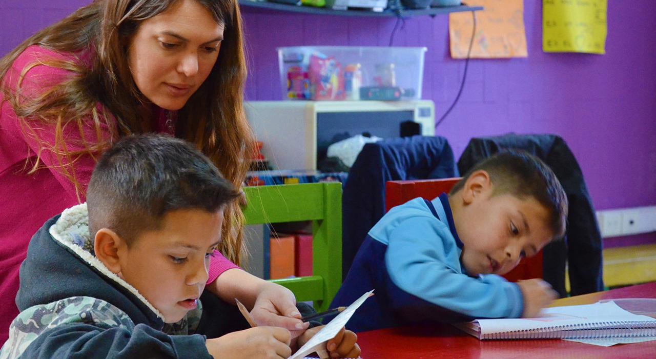 Educar y Crecer - Apoyo escolar primario y calidad educativa